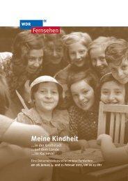 Meine Kindheit - WDR.de