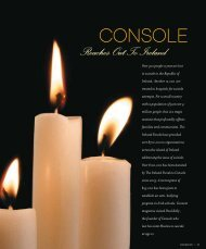 CONSOLE - The Ireland Funds