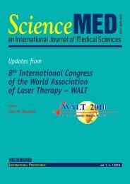8th International Congress of the World Association of Laser ...