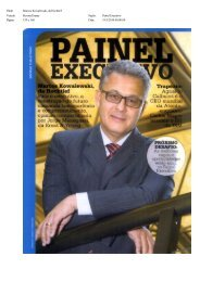Título: Marcos Kowalewski, da Hochtief Veiculo: Revista Exame ...