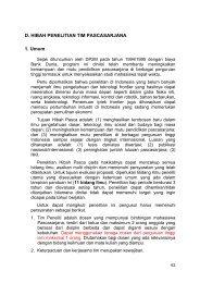 Panduan Penelitian Hibah Pasca Sarjana - dp2m - Dikti