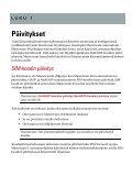 Järjestelmänvalvojan opas - Mastercam.fi - Page 6