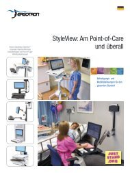 StyleView: Am Point-of-Care und überall