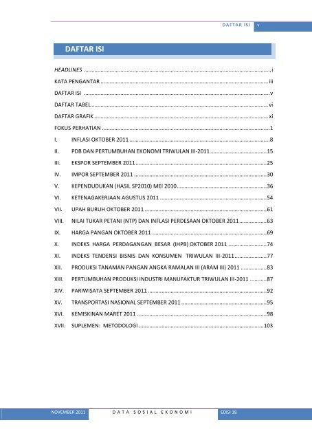 Lihat Isi - Badan Pusat Statistik