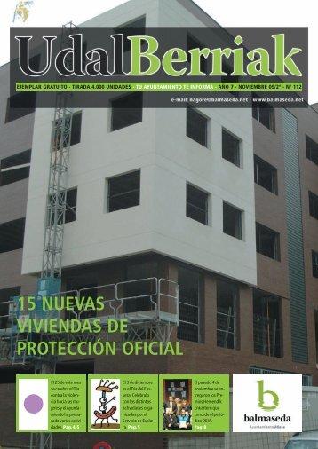 Udalberriak 112-Castellano.pdf - Ayuntamiento de Balmaseda