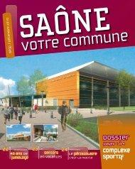 N° 49, décembre 2010 (format pdf) - Saone