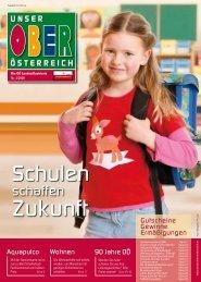 Unser Oberösterreich - Die Oö. Landesillustriert Nr. 3/2008
