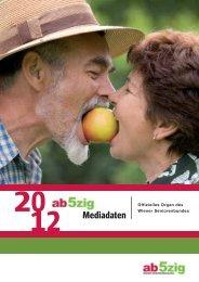 Mediadaten - Wiener Seniorenbund