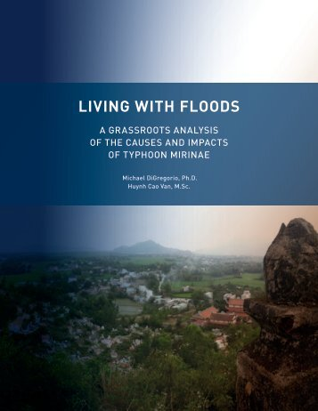 Living with Floods: A Grassroots Analysis of the Causes and ... - acccrn