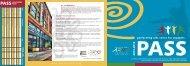 2012 PASS Brochure - Decatur Area Arts Council