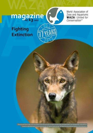 Fighting Extinction - Waza