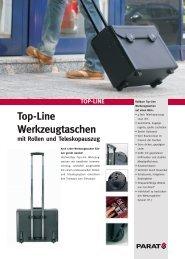 Top-Line Werkzeugtaschen mit Rollen und Teleskop auszug TOP ...