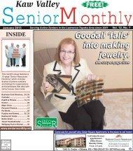 January - Senior Monthly