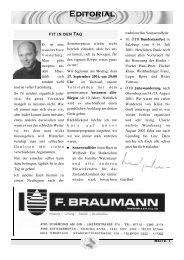 September - Turnverein Taufkirchen an der Pram