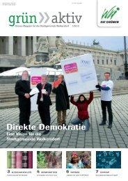 Direkte Demokratie - WUI
