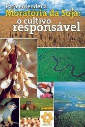 Para entender a Moratória da Soja: O Cultivo Responsável - Bunge
