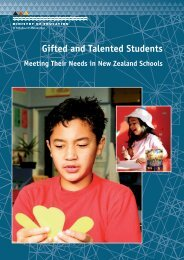 Gifted and Talented Students - Meeting Their Needs in New Zealand ...