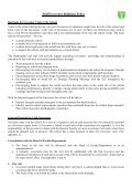 Friern Barnet School Staff Governor Relations Policy - Page 2