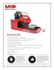 AP080160 - MK Diamond Products