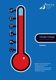 Climate Change - The UK Programme - IEA Demand Side ...