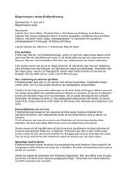 möte med skolledningen 2013-03-11 - Bagarmossen Brotorps skolor