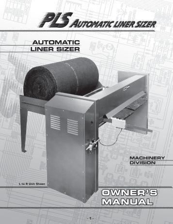 durozone duro dyne pls automatic liner sizer pls automatic liner sizer duro dyne