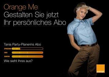 auf'm Orange Me