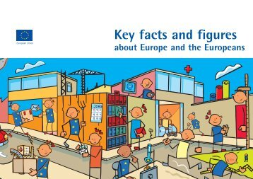 Key facts and figures about Europe and the Europeans