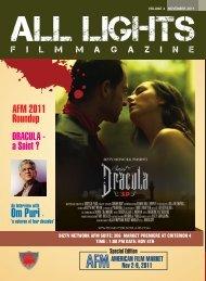 Cinema - Lights Film Magazine
