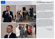 Europäische Bewegung Bayern e.V. Das Medienhaus - Kastner AG
