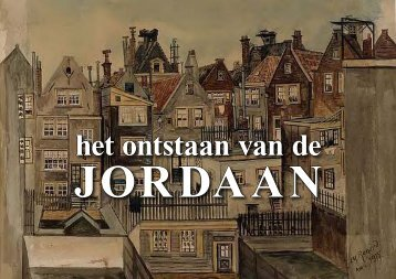 Het ontstaan van de Jordaan - theobakker.net