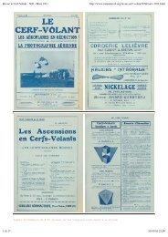 Revue le Cerf-Volant - N20 - Mars 1911