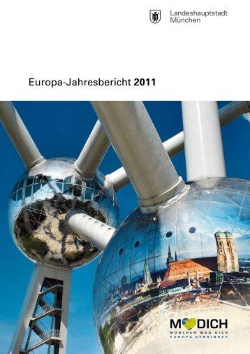 Europa-Jahresbericht 2011 - Wirtschaft