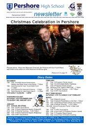 newsletter - Pershore High School