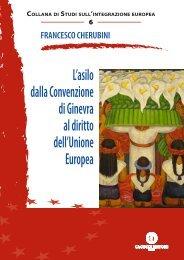 L'asilo dalla Convenzione di Ginevra al diritto dell'Unione Europea