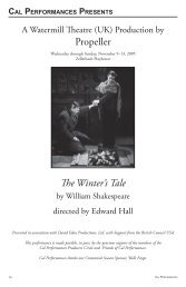 Propeller - Winter's Tale.indd - Cal Performances