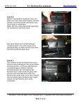 4:3 Bordmonitor ausbauen - Page 3
