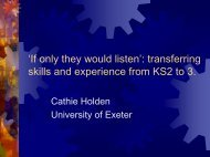 Cathy's presentation - Citized