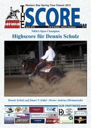 The Score #17 - Western Star