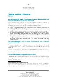 Details und Inhaltsstoffe OMEGA 3 KAPSELN - Westberg