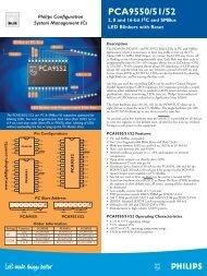 PCA9550/51/52 - E-LAB Computers