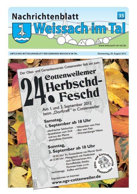 Sie sucht Ihn Single-Frauen in Weissach im Tal - Meinestadt