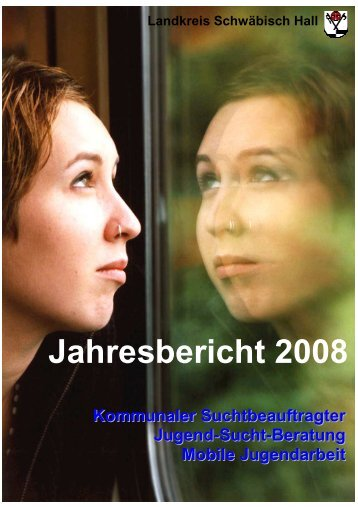 Weiter zum Jahresbericht 2008 - Suchthilfe-sha.de