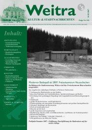 Folge Jänner/Februar 2007 - Nr. 232