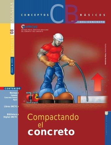 Compactando el Concreto - Instituto Mexicano del Cemento y del ...