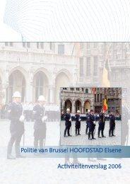 Politie van Brussel HOOFDSTAD Elsene ... - Lokale Politie