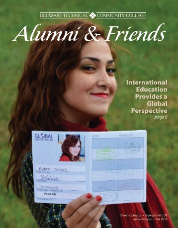 Alumni & Friends - Delaware Technical Community College