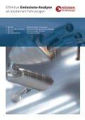 Emissions-Analyse von Bosch - Rösner KFZ Werkzeuge - Seite 2