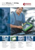Emissions-Analyse von Bosch - Rösner KFZ Werkzeuge - Seite 5