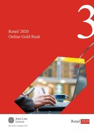 JLL Ch3 Retail 2020 Online Gold Rush - BID Leamington